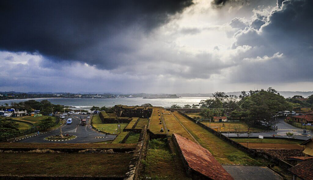 Image of Morning on the Galle Fort