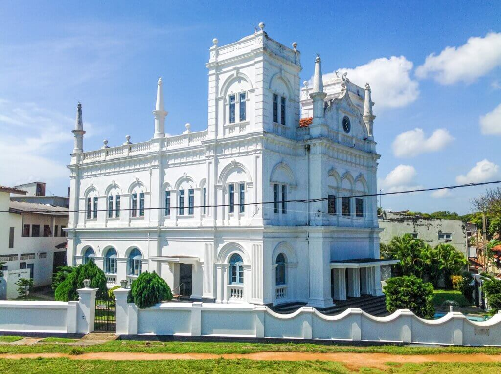 Image of Mosque in Galle