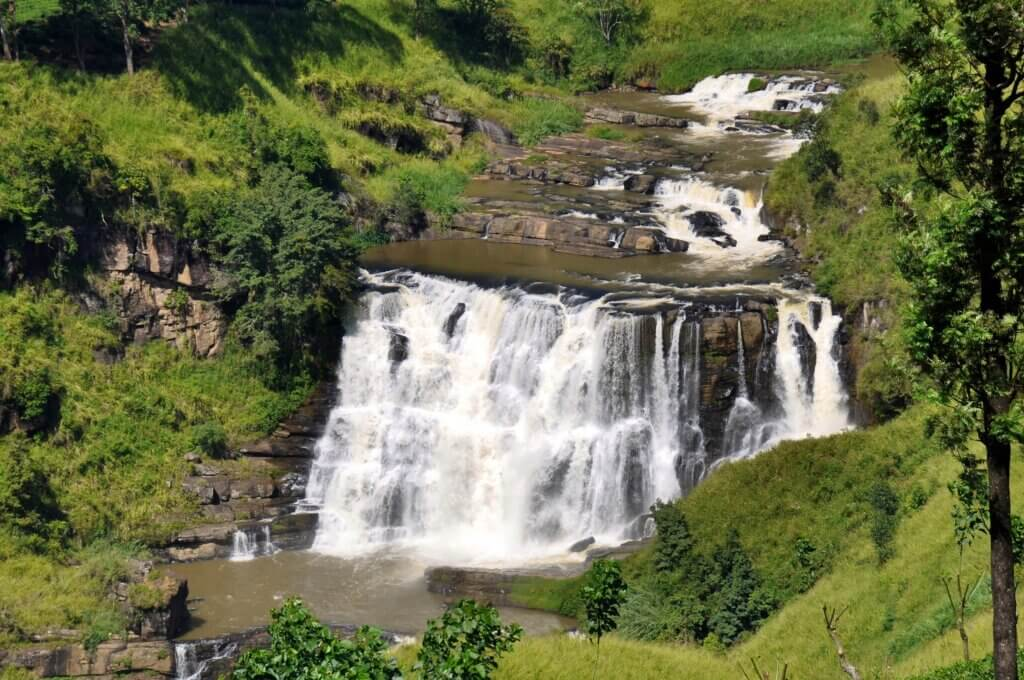 Image of St Claire's Falls