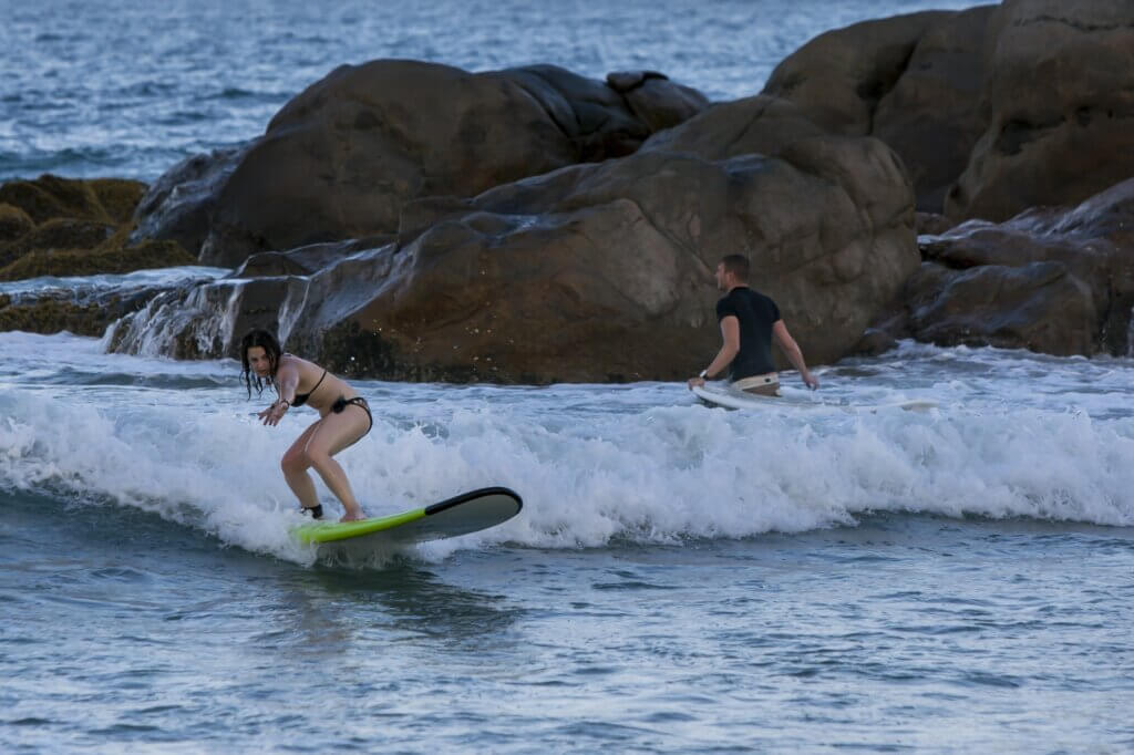 Image of Arugam Bay the best surfing locations in Sri Lanka