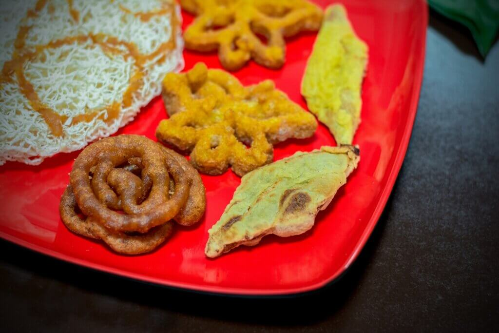 Image of Traditional Sinhala And Tamil New Year Sweets