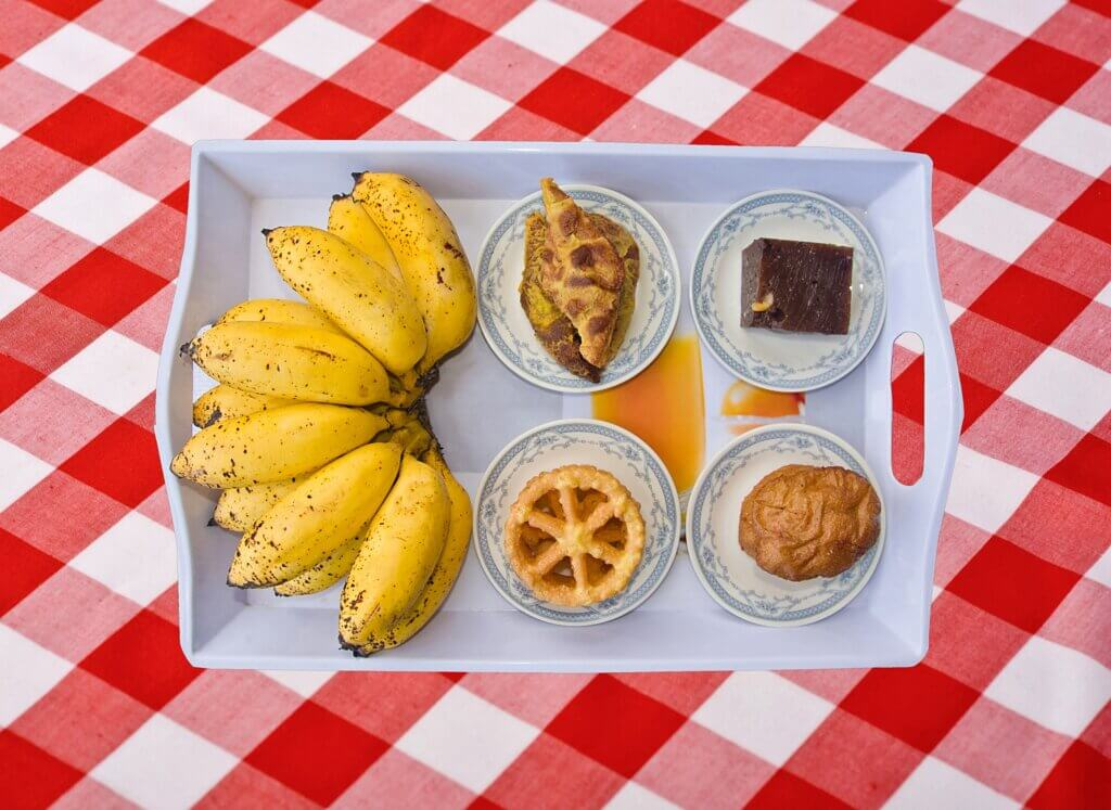 Image of Traditional Sri Lankan Sinhala And Tamil New Year Sweets