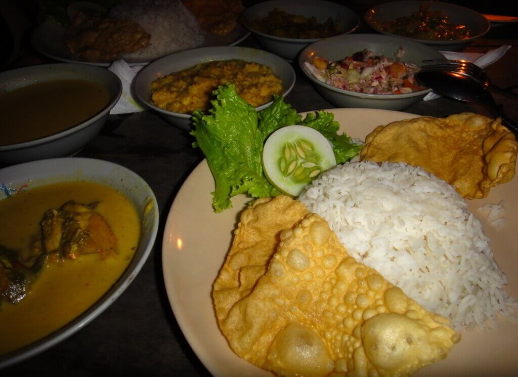 Image of Traditional cuisine and food